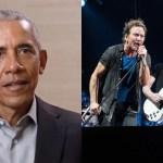 Pearl Jam not performing at Barack Obama's 60th birthday bash despite reports, rep says 💥👩💥