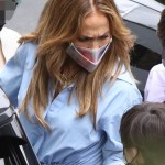 Jennifer Lopez appears to scold one of her children while out with Ben Affleck 💥👩💥