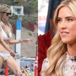 Christina Haack shows off bikini body while enjoying beach day 💥👩💥
