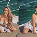 Farrah Abraham stuns in white bikini on Tulum vacation 💥👩💥