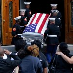 Massachusetts Marine killed by Afghan bomb returns home on 9/11 💥💥
