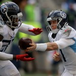 King Henry leads Titans' late rally to stun Seahawks 33-30 💥💥