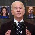 Republicans in Congress, Statehouses decry Biden vaccine mandate 💥👩👩💥