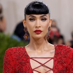 Megan Fox's Met Gala 2021 look is red hot: 'I'm not afraid to be sexy' 💥👩💥