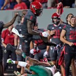 Person, Knight, defense help NC State roll past USF 45-0 💥💥