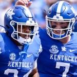 Levis throws 4 TDs, Kentucky routs Louisiana Monroe 45-10 💥💥