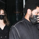 Angelina Jolie and The Weeknd continue to fuel dating rumors after another night out together 💥👩💥