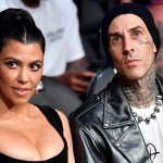 Travis Barker, Kourtney Kardashian pack on the PDA in front of Eiffel Tower: 'Forever isn't long enough' 💥👩💥