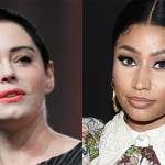Rose McGowan supports Nicki Minaj for standing up to 'powerful elite' amid White House drama 💥💥