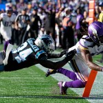 Cousins throws TD pass in OT; Vikes beat Panthers 34-28 💥💥