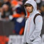 Browns' Mayfield has broken bone in shoulder 💥💥