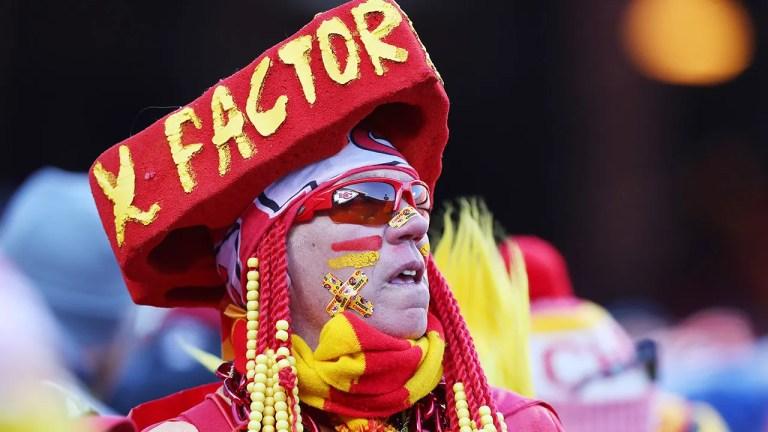 Watch Chiefs superfan 'X-Issue' banned from Arrowhead Stadium after battle – Google NFL News