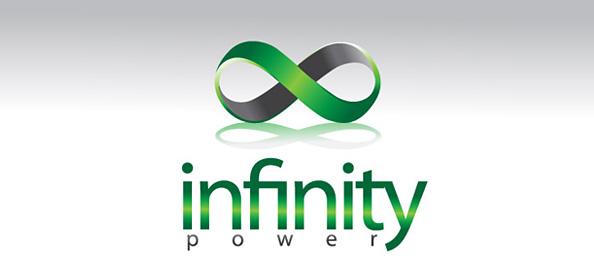Free Infinity Logo Design