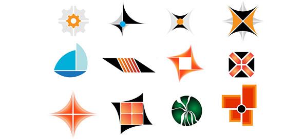 Free Logo Template Set