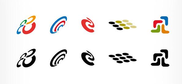 Free Logo Template Set 06
