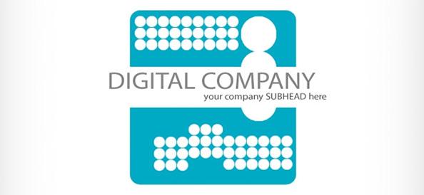 Digital Company Logo Design