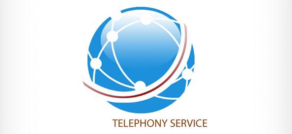 Telecommunications PSD Logo Template