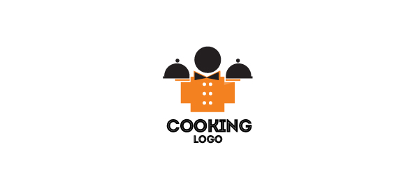 Gourmet Logo Vector Design for Cooking, Restaurants and Bars