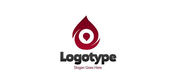 Fire Logo Design Template