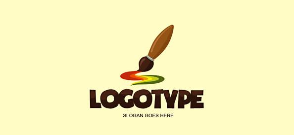 Arts Logo Design Template