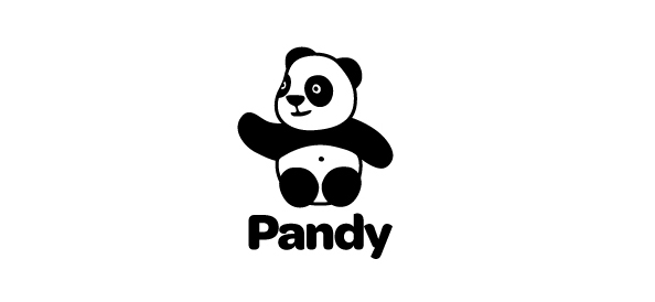 Panda Logo Design Template