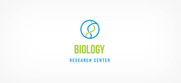 Free Biology Logo Template