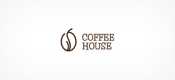Free coffee logo design