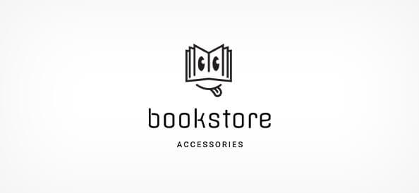 Free Book Store Logo Design
