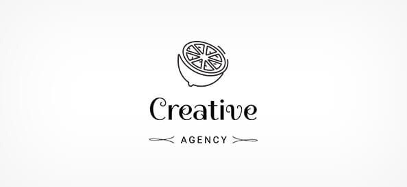 Free Creative Agency Logo Template