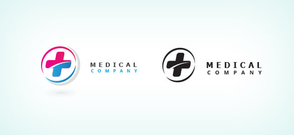 Free Medical Logo Design Template