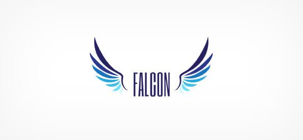 Free Falcon Logo Design
