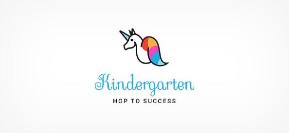 Free Unicorn Logo Design