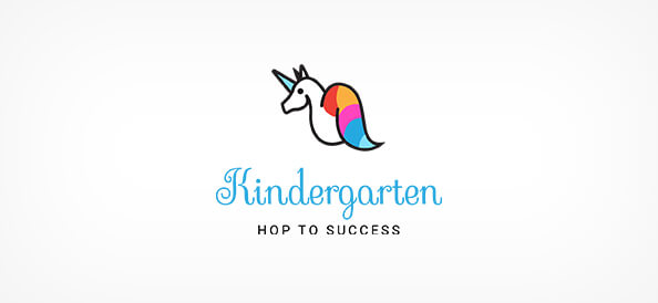 Free Unicorn Logo Design