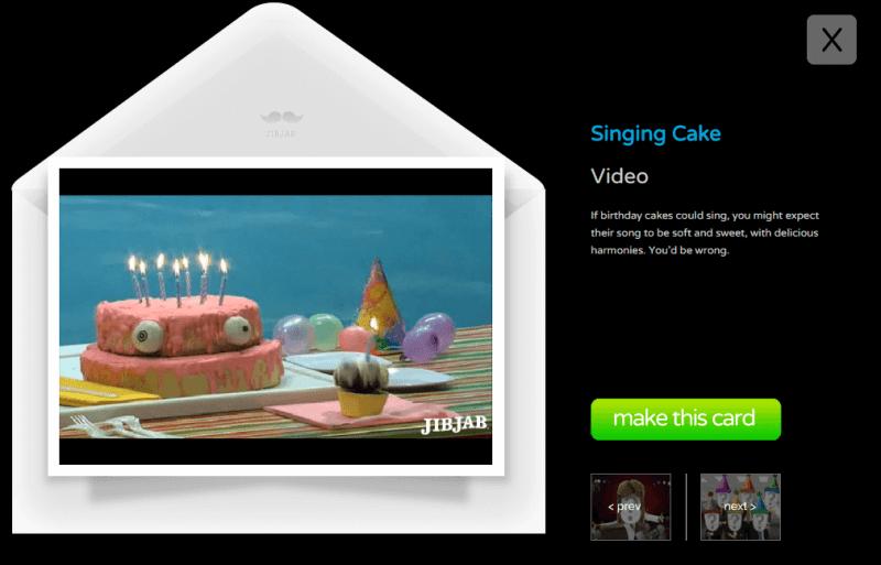 Jibjab Free Ecards S Featuring You Freemake Christmas