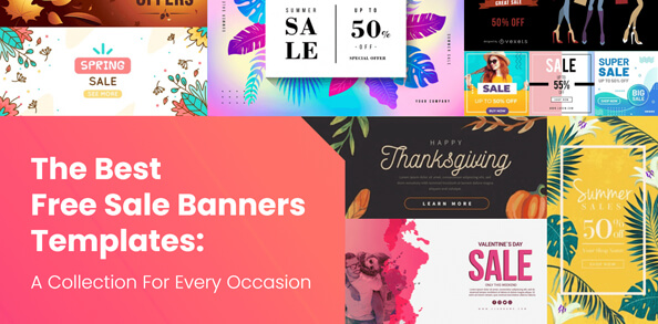 the best free sale banners templates to download in 2020