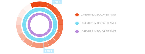 Free Infographic PSD Template Preview Big