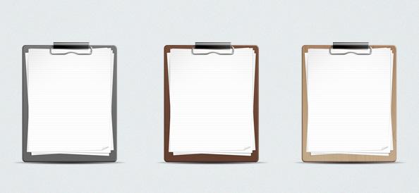 Notebook PSD Graphics