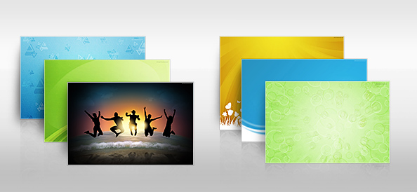 Abstract Background Set 2