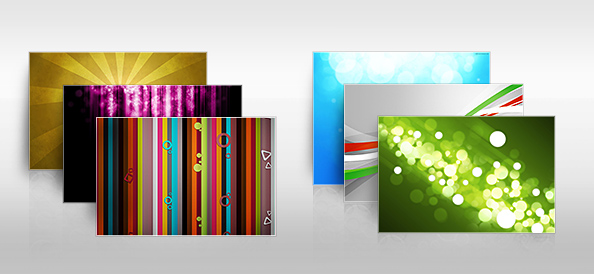 Abstract Background Set 3