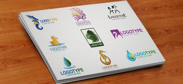 Free PSD Logo Design Templates Pack 8