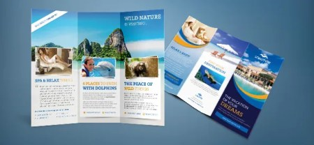 travel brochure templates   East keywesthideaways co travel brochure templates