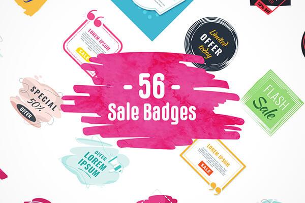 Sale Badge Templates Mega Bundle