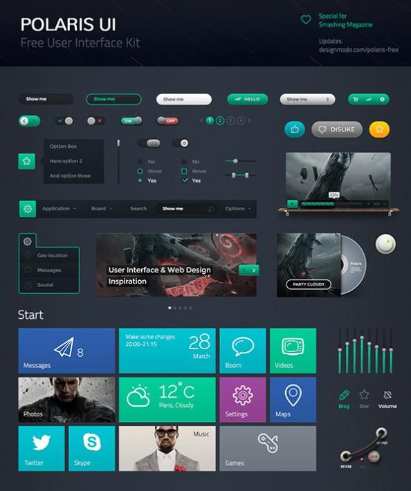 UI-Free kit