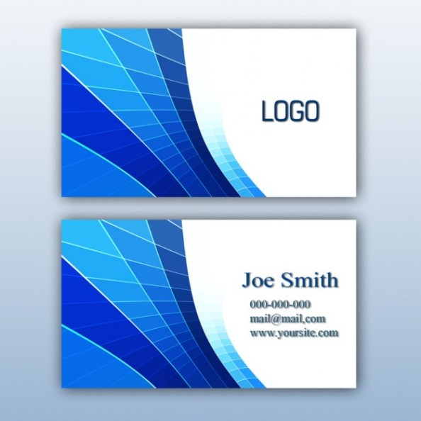 free psd business-card-design