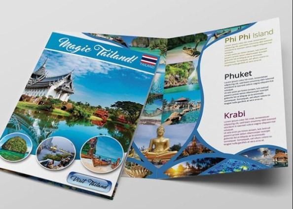 Free-PSD-Bi-Fold-Tourist-Brochure-Template