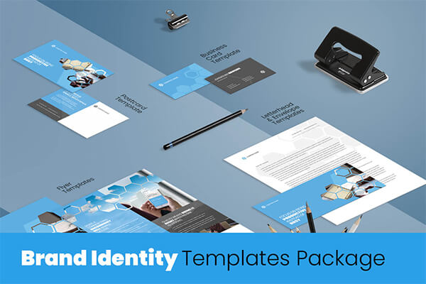 branding templates package