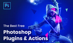 Free Photoshop Plugins & Actions