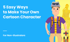 Make Your Own Cartoon Character
