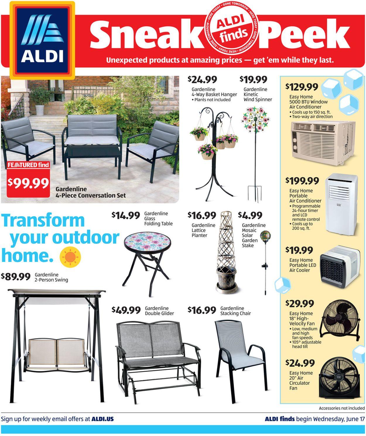 aldi childrens furniture cheaper than