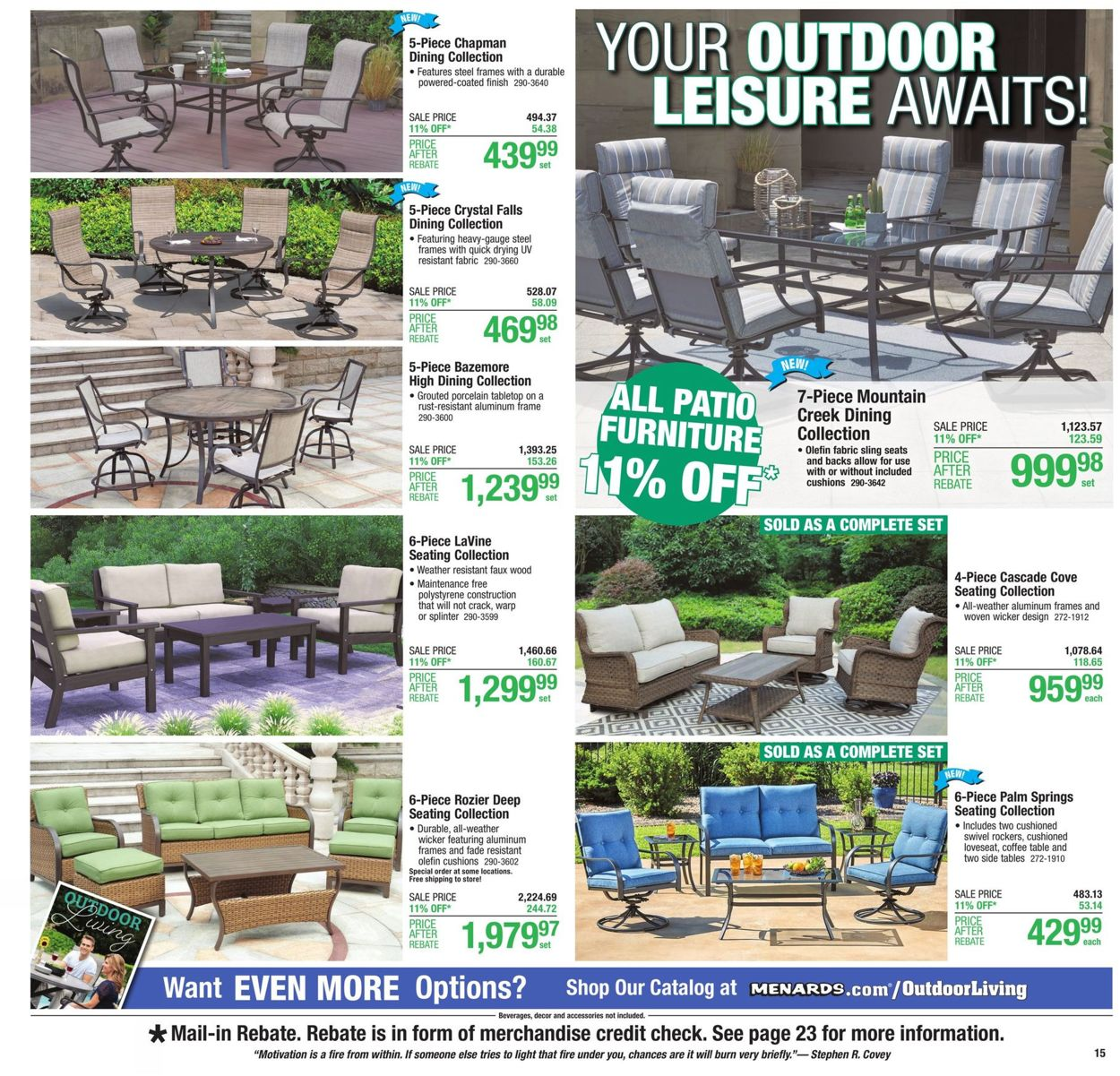 menards current weekly ad 03 21 03 27